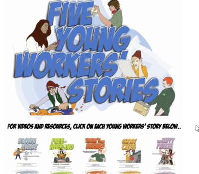 5 Young Workers' Stories